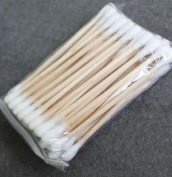 [協貿國際] 高級衛生棉棒/木棒棉籤/化妝棒 (20個價)