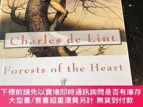 二手書博民逛書店Forests罕見of the HeartY260873 Charles de Lint 出版2000