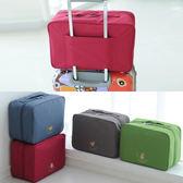 韓版防水手提收納行李袋L號(1入) 4款可選【小三美日】旅用好幫手