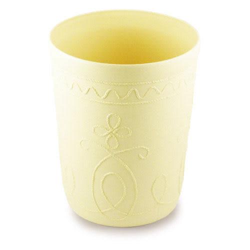 [AWANA]古典鄉村風3.5L收納桶(垃圾桶)〈圓形〉