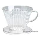 金時代書香咖啡 AMOUR 102 滴漏咖啡濾器組2-4人 附量匙  HG4942