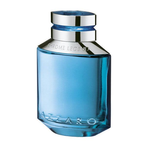 Azzaro Chrome Legend 酪元素傳奇 (肉食男) 男性淡香水 125ML【七三七香水精品坊】
