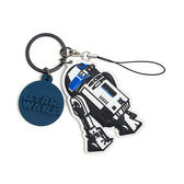 《SHO-BI》星際大戰矽膠吊飾附鏡(R2-D2)★funbox生活用品★_SB85228
