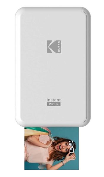 送相紙 KODAK Instant Printer P210 2吋行動相片列印機 2019全新款 印表機 立即印 白黃兩色 平輸