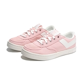 PONY 休閒鞋 SLAM DUNK 粉紅 帆布 板鞋 女 (布魯克林) 91W1SL03PK