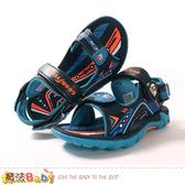 青少年涼鞋 中大童水陸兩用運動涼鞋 魔法Baby