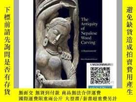 二手書博民逛書店【罕見】The Antiquity of Nepalese Wo