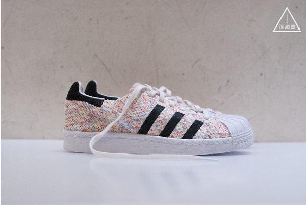 Adidas superstar 80s PK 愛迪達 貝殼頭時尚休閒板鞋 男女情侶鞋 白花 S75845