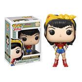 Funko POP!系列 Q版 DC Comics Bombshells系列 Wonder Woman 神力女超人 167