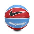 Nike 籃球 Dominate 8P 紅 藍 標準7號球 室內外 耐磨 【ACS】 N000116547-307