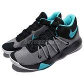 【六折特賣】Nike 籃球鞋 KD Trey 5 V EP 黑 藍 Zoom Air 氣墊 Kevin Durant 運動鞋 男鞋【PUMP306】 921540-004