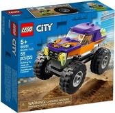 【LEGO樂高】CITY 怪獸卡車 #60251