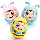 限量85折搶購益智玩具不倒翁玩具嬰兒3-6-9-12個月寶寶益智兒童小孩0-1歲大號不到翁8-7jy