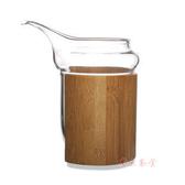 日本功夫茶道精品 玻璃公道杯