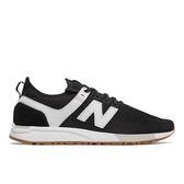 【New Balance】 復古鞋  MRL247DY-D 中性 黑(參考男性尺碼)