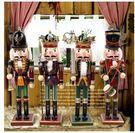胡桃夾子木偶兵30cm 禮物禮品 裝飾擺...