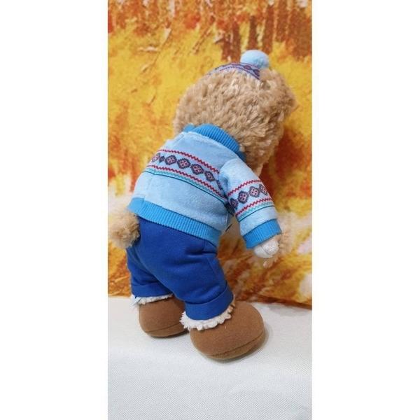 【現貨在台】達菲 Duffy【冬季毛衣款 SS號玩偶】香港代購 迪士尼樂園正版商品