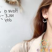 冷淡風簡約長款耳墜耳釘珍珠耳飾女耳環潮韓國氣質【奇妙商鋪】