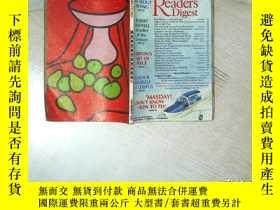 二手書博民逛書店READERS罕見DIGEST 1992 11 讀者文摘1992