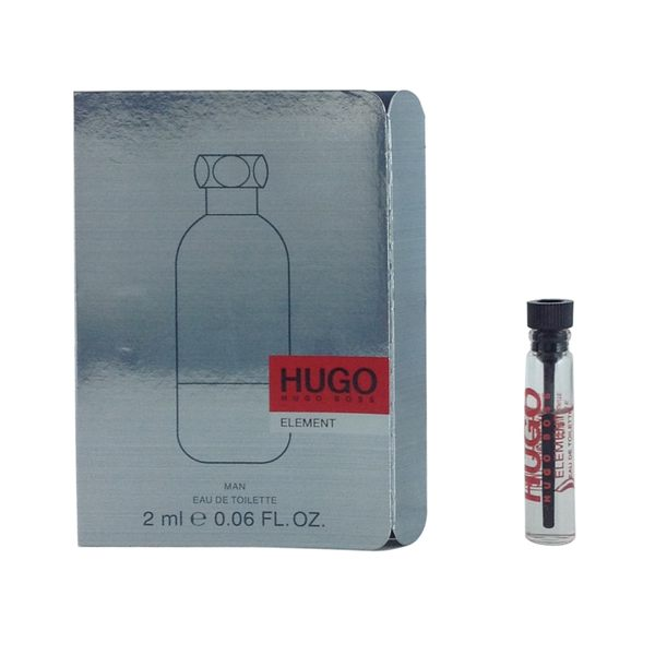 Hugo 活氧元素男性淡香水 針管 2ml【UR8D】