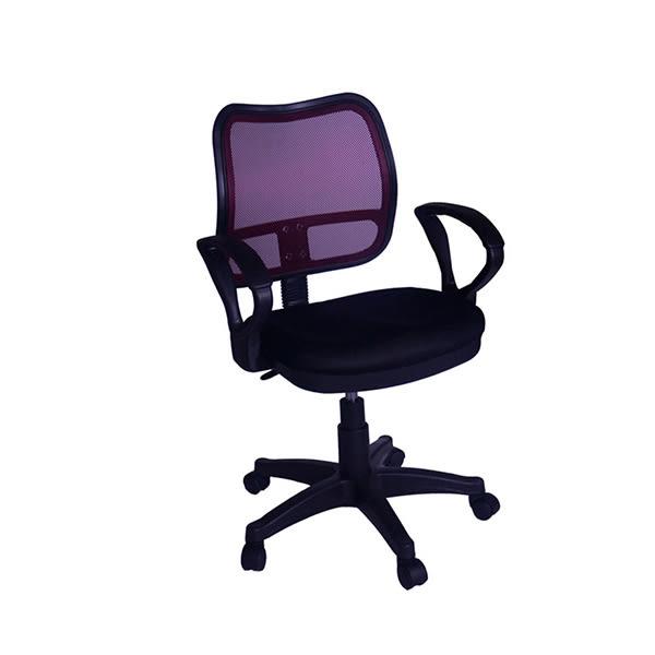 【YUDA】YU-261RTRG 紅 辦公椅/電腦椅