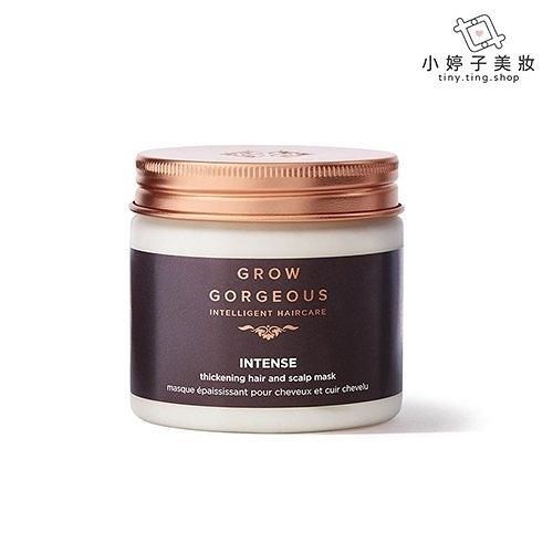 GROW GORGEOUS 強韌豐盈養髮頭皮髮膜200ml《小婷子》