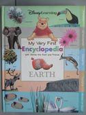 【書寶二手書T1/字典_PCG】My Very First Encyclopedia_Earth