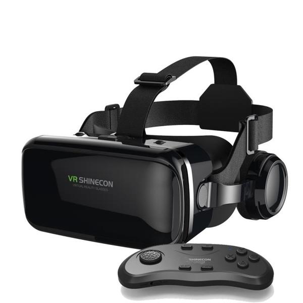 耳機版手機3D虛擬實境頭盔全景VR眼鏡