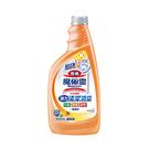 魔術靈 高密泡馬桶清潔劑 柑橘消臭 更替瓶 500ML【花王旗艦館】