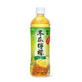 悅氏冬瓜檸檬550ml*4【愛買】