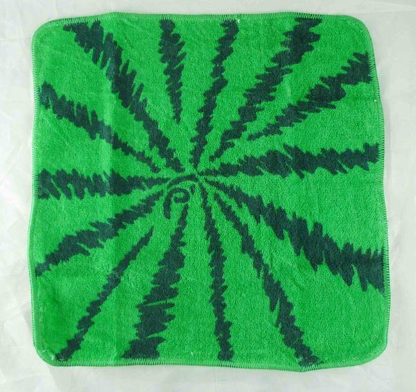 【震撼精品百貨】西瓜~中方巾『綠』