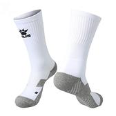 足球襪中筒襪防滑加厚毛巾底男籃球跑步運動襪子【貼身日記】