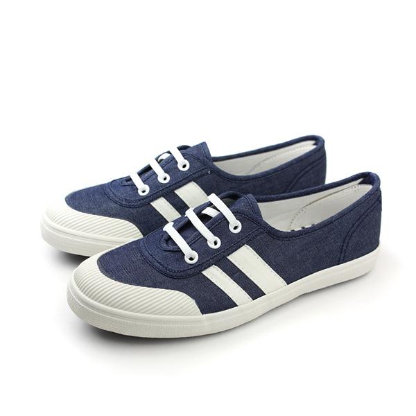 Mami rabbit 布鞋 藍 女鞋 no045