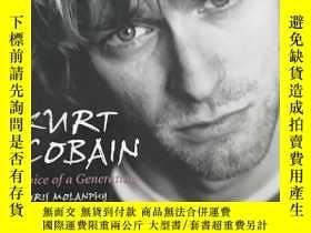 二手書博民逛書店柯特科本罕見Kurt Cobain: Voice of a Ge