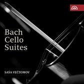 【停看聽音響唱片】【CD】巴哈:無伴大提琴奏組曲 沙薩.維克托莫夫 大提琴