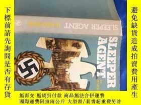 二手書博民逛書店SLEEPER罕見AGENT,BY IB MELCHIORY190912 THE THRILLER BOOK