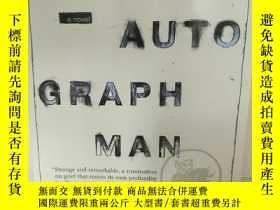 二手書博民逛書店查蒂·史密斯罕見The Autograph Man by Zad