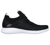 Skechers Elite Flex - Lochbay [52527BKW] 男鞋 運動 休閒 慢跑 舒適 黑白