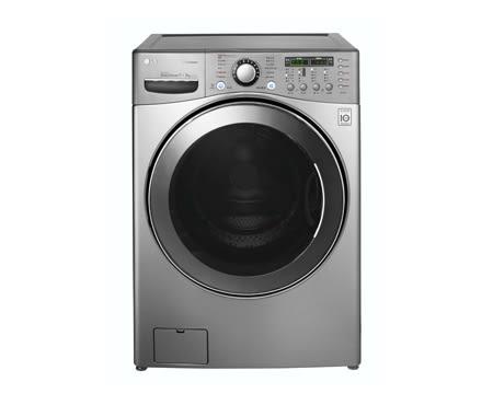 LG 17公斤 DD蒸氣滾筒洗衣機 WD-S17DVD ◆典雅銀◆105/6/30前送洗衣紙 x2