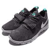 【五折特賣】Nike 滑板鞋 Trainerendor QS 綠 灰 麂皮鞋面 運動鞋 男鞋【PUMP306】 839599-003