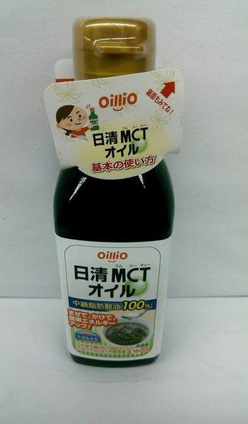 日清 MCT 能量油 230g*12瓶入 ~全素可用