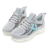 PLAYBOY Jelly Air 系列 果凍彈力鞋-灰(Y7258)
