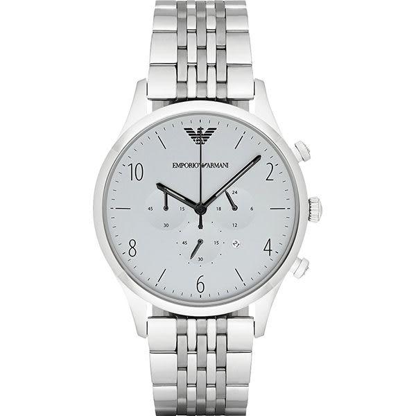 Emporio Armani 紳士復刻經典計時手錶