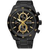 【人文行旅】SEIKO | 精工錶 SSC541P1 Criteria 限量 太陽能 藍寶石水晶鏡面 計時腕錶