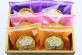 法國甜點禮盒(達克瓦茲6入)