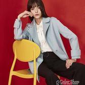 百思宜北歐現代簡約塑料休閒椅子家用創意洽談桌椅組合靠背餐椅color shop YYP
