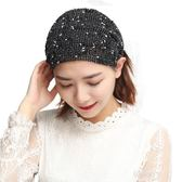 發箍寬邊發帶女遮白發頭箍韓國甜美森女繫洗臉壓發頭巾頭套發箍頭飾女 伊莎公主
