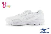 MIZUNO 美津濃 運動鞋 學生鞋 輕量 慢跑鞋 G9259#白色◆OSOME奧森童鞋