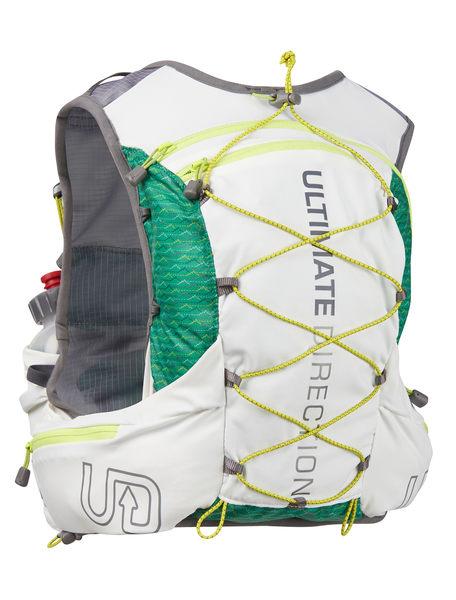 Ultimate Direction Jurek FKT Vesta 越野跑水袋背包 白/綠