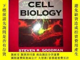 二手書博民逛書店Medical罕見Cell Biology-醫學細胞生物學Y361738 Steven R. Goodman